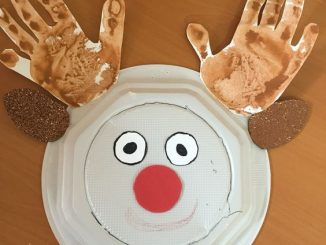 paper-plate-reindeer-craft-idea