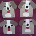 paper_bag_dog_craft_idea