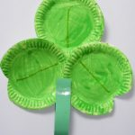 paper_plate_shamrock_craft