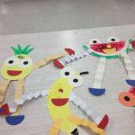 preschool_fruits_craft_idea
