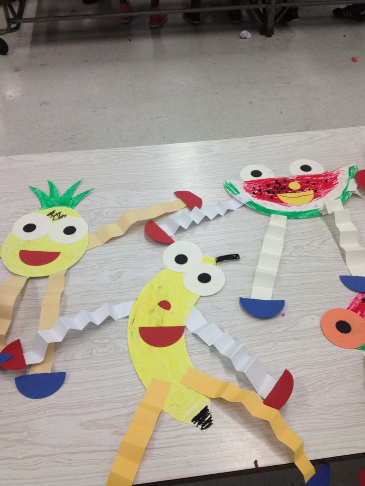 preschool_fruits_craft_idea