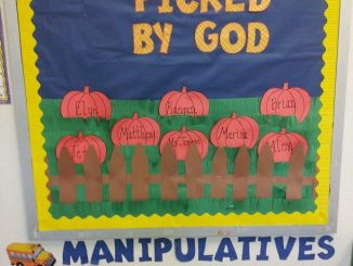 pumpkin-bulletin-board-idea-for-halloween