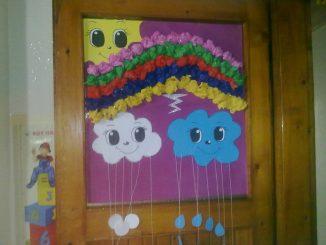 rainbow_bulletin_board_idea