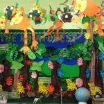 rainforest-bulletin-board-idea