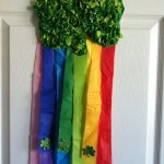 shamrock-and-rainbow-craft-idea