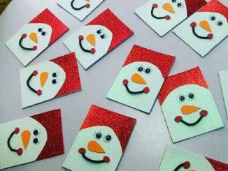 snowman-christmas-card-craft-ideas