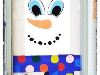 snowman-door-decoration