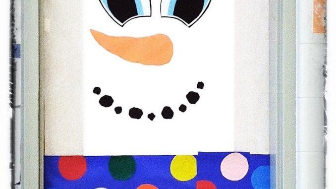 snowman-door-decoration