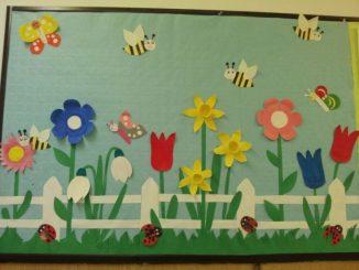 spring-bulletin-board-craft-ideas