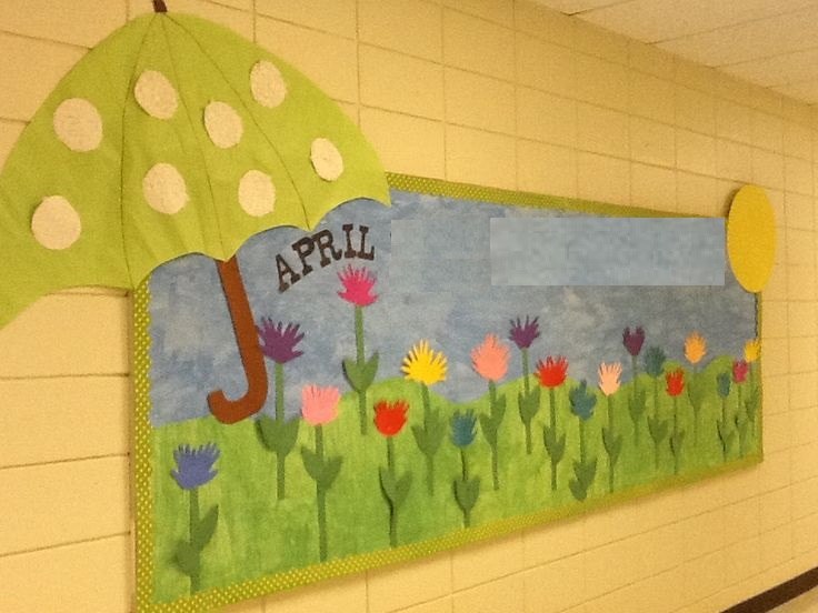 spring-bulletin-board-ideas