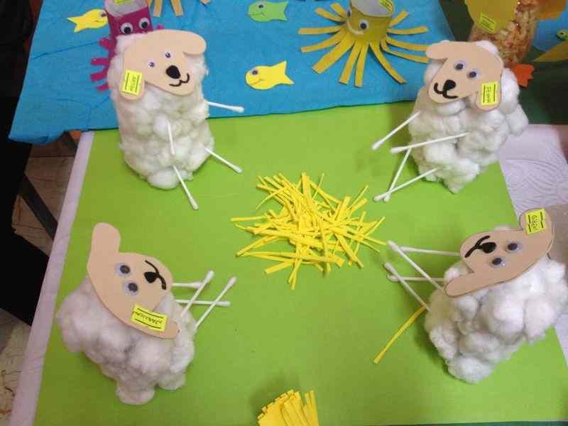 toilet-paper-roll-lamb-craft-idea