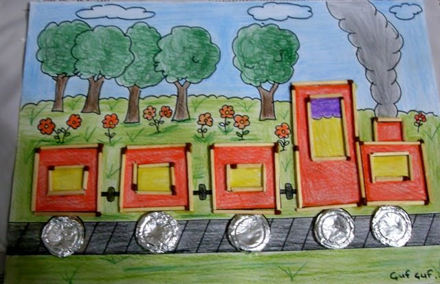 train-craft-with-template