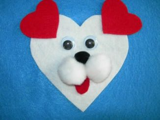 valentine-puppy-craft-idea