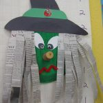 Paper-plate-witch-craft-idea