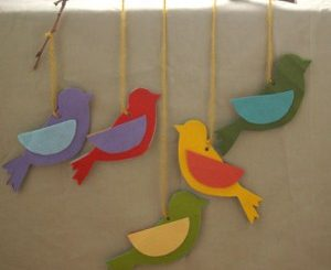 bird craft idea for kids