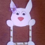bunny-frame-craft-idea