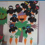crow-bulletin-board-idea