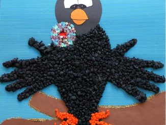 crow-bulletin-board-idea-for-kids