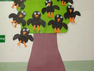 crow-bulletin-board-ideas