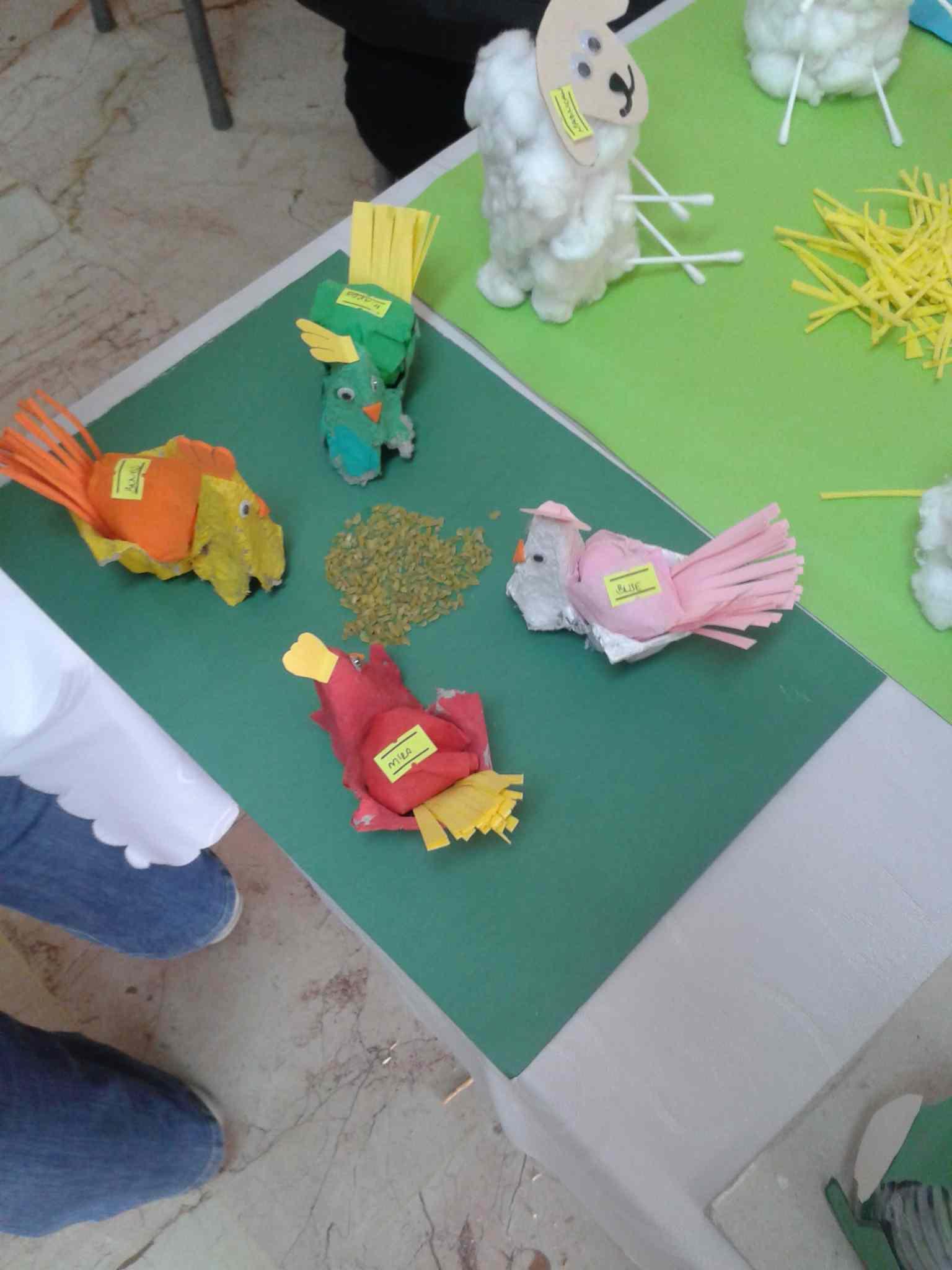 egg-carton-chicken-craft-idea