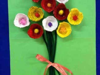 egg-carton-flower-craft-idea