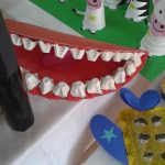 egg-carton-tooth-craft-idea