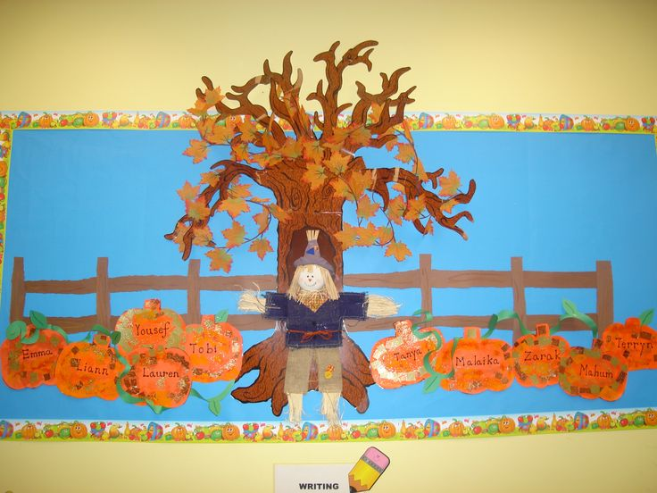 fall-tree-bulletin-board-idea