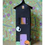 milk-box-haunted-house-craft-idea