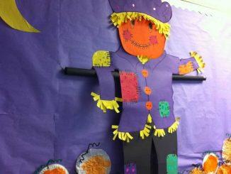 pumpkin-bulletin-board-idea-for-kids