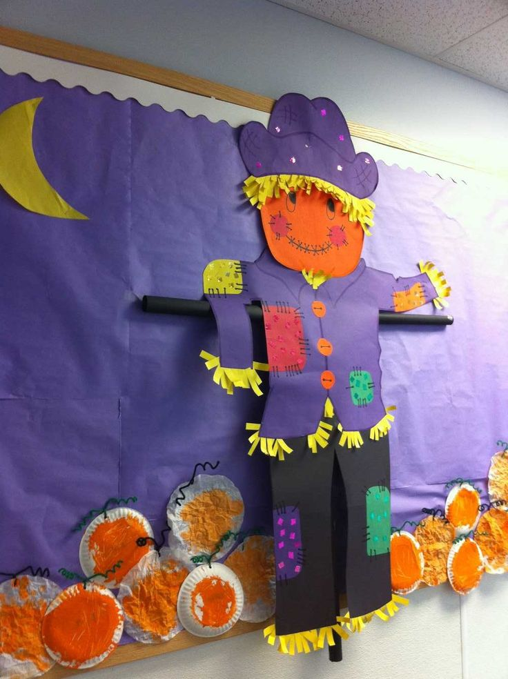 pumpkin-bulletin-board-idea-for-kids