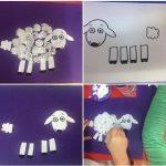 sheep craft idea for kids