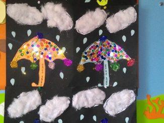 umbrella-craft-idea-for-preschoolers