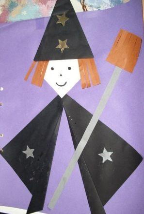 Halloween Lesidee.Witches Crafts For Halloween Preschoolplanet
