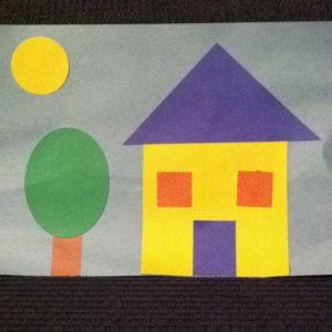 shape-house-craft-idea
