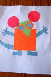 square-mouse-craft-idea
