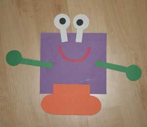square-shape-monster-craft