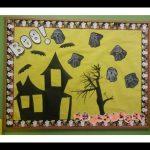 Halloween-bulletin-board