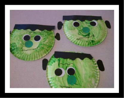 Paper-Plate-Frankenstein-Craft-idea
