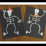 Q-tip-Skeleton-Craft