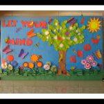 Spring-Bulletin-Boards-idea