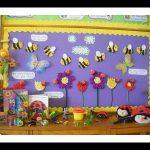 Spring-bulletin-board-idea-for-kindergarten
