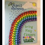 april bulletin board idea