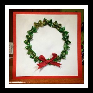 christmas-wreath-craft-idea