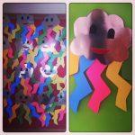 cloud craft idea for kids