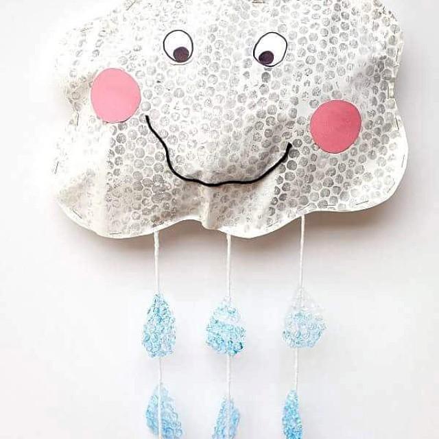 cloud mobile craft idea