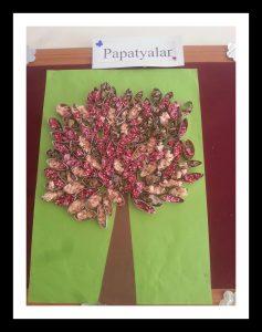 fall tree craft idea