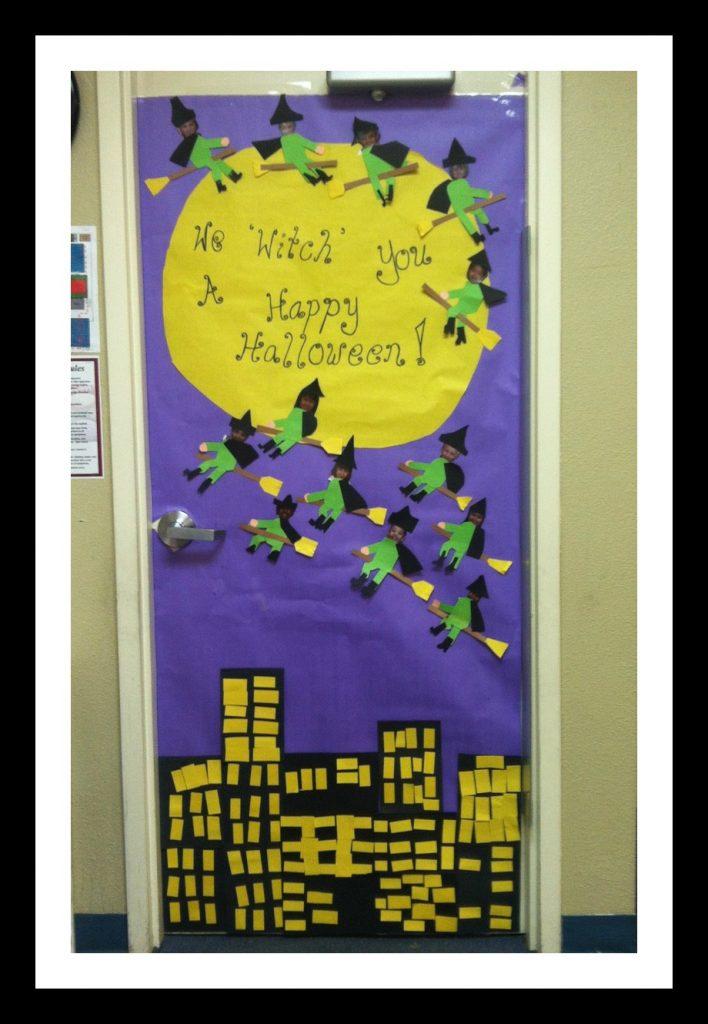halloween-door-decoration-idea-for-preschoolers
