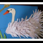 handprint-swan-bulletin-board-idea-for-kids