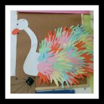 handprint-swan-bulletin-board-ideas