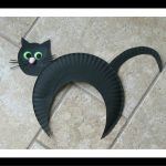 paper-plate-black-cat-craft